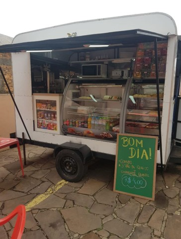 Trailer food truck para lanches - Foto 3