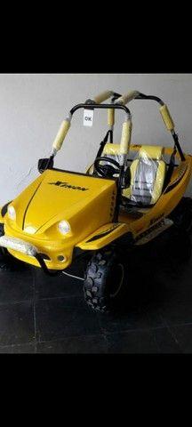 Mini Buggy Swell Flash 2021 Zero Km Maior Capacidade de carga que os da Fapinha - Foto 4