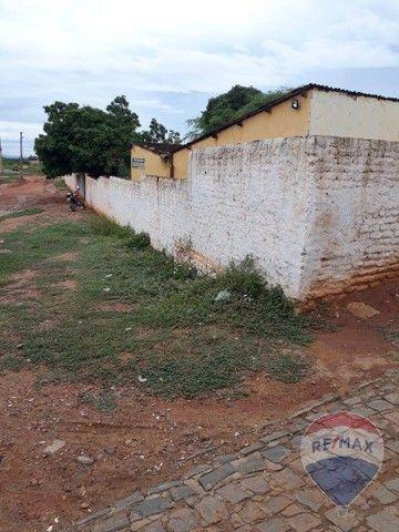 Terreno à venda, 1930 m² por R$ 400.000,00 - Loteamento da Prefeitura - Cajazeiras/PB