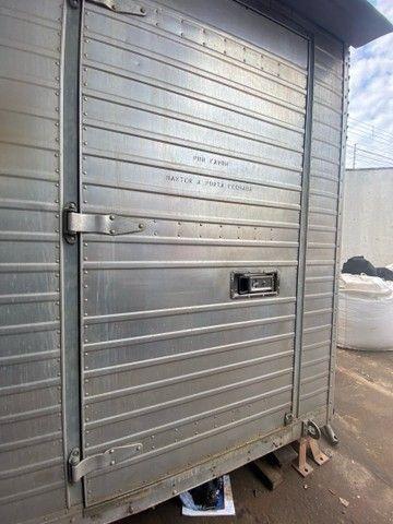 Contanear de alumínio  térmico com instalacao  6x2.5 - Foto 2