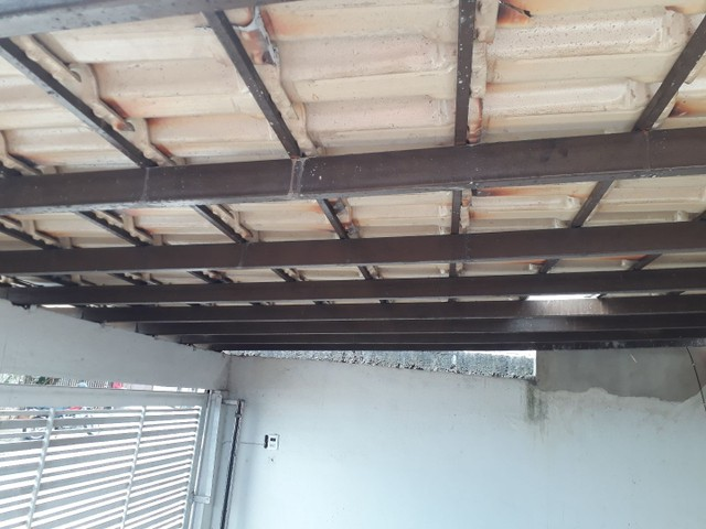 Telhado colonial com estrutura de metalon - Foto 5
