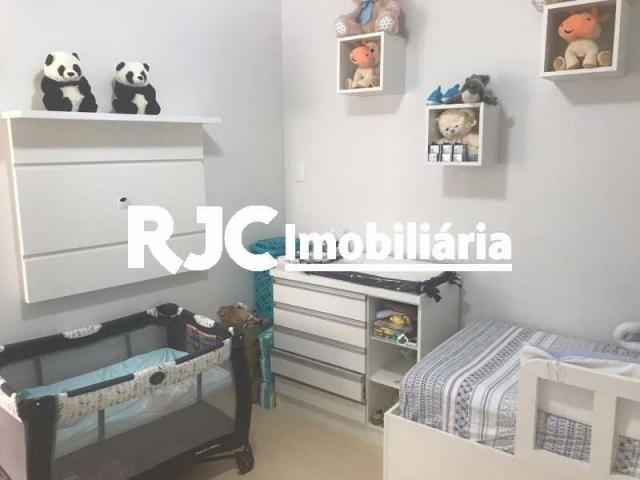 Apartamento à venda com 3 dormitórios em Rio comprido, Rio de janeiro cod:MBAP33336 - Foto 8
