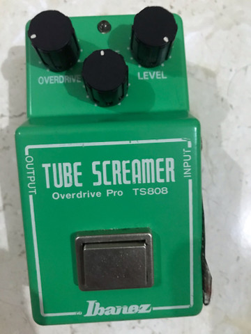 Pedal TS808 Tube Screamer