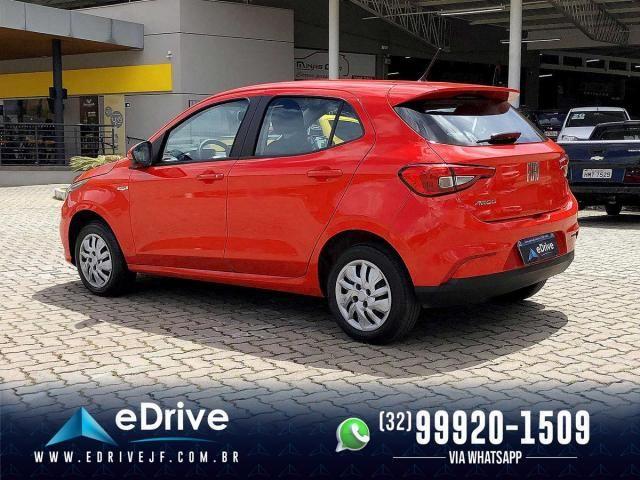 Fiat Argo Drive 1.0 6V Flex - IPVA 2021 Pago - 4 Pneus Novos - Sem Detalhes - 2020 - Foto 5