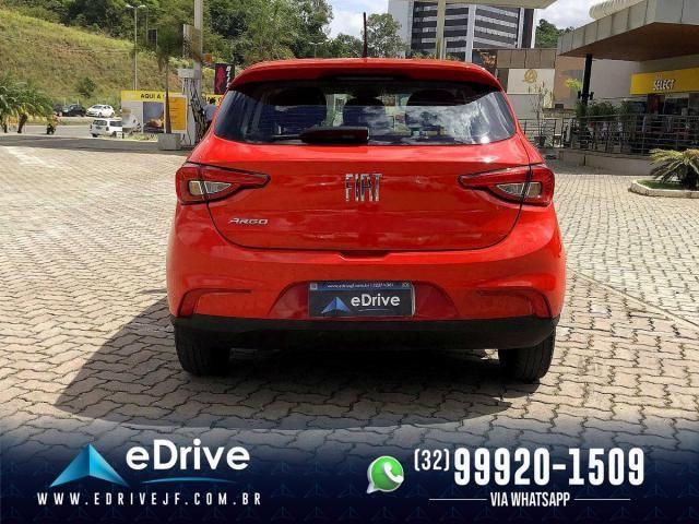 Fiat Argo Drive 1.0 6V Flex - IPVA 2021 Pago - 4 Pneus Novos - Sem Detalhes - 2020 - Foto 6