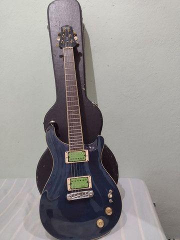 Guitarra Tagima pr200 com case - Foto 2
