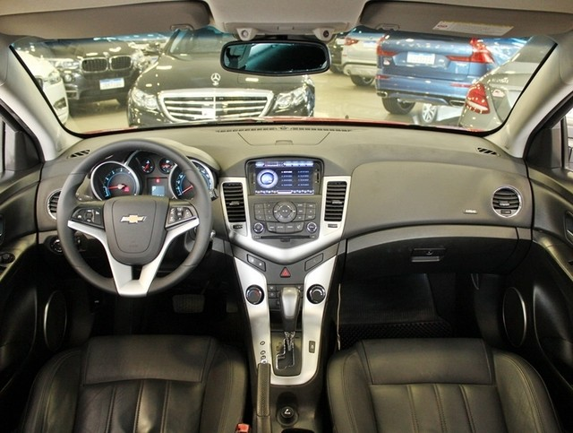 Chevrolet Cruze LT 4P FLEX AUT - Foto 3