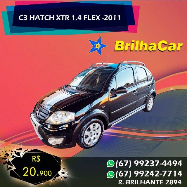 C3 Hatch XTR 1.4