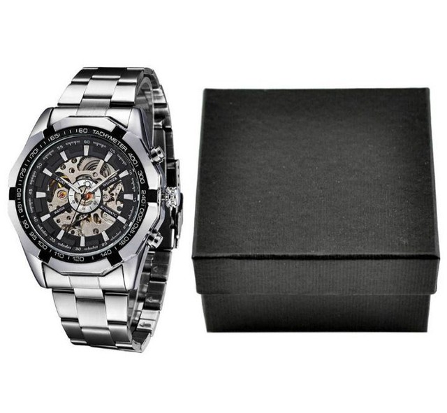Relógio Winner automático - Foto 2