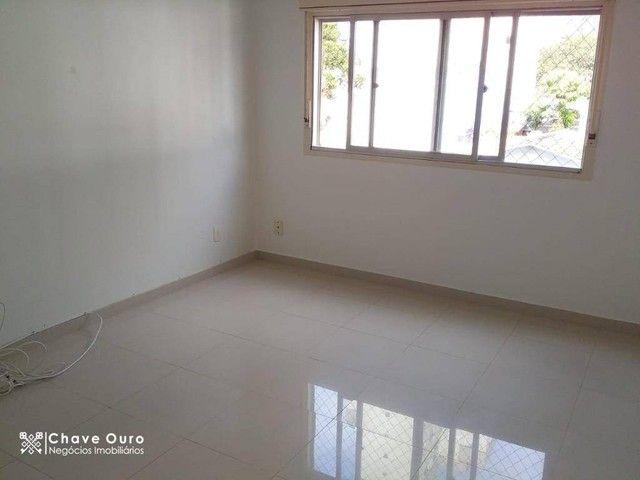 Apartamento com 2 dormitórios para alugar, 95 m² por R$ 1.100,00/mês - Centro - Cascavel/P - Foto 9