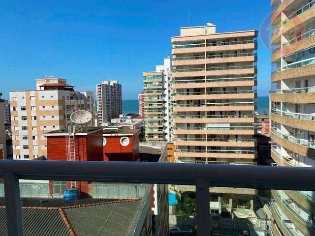 Apartamento com 2 dormitórios à venda, 70 m² por R$ 359.000 - Tupi - Praia Grande/SP - Foto 2