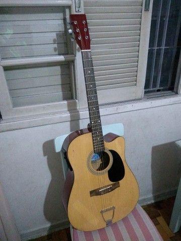 Vende-se violão R$ 300 - Foto 6