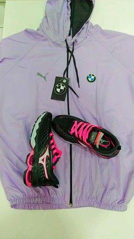 KIT casaco e tenis - Foto 4