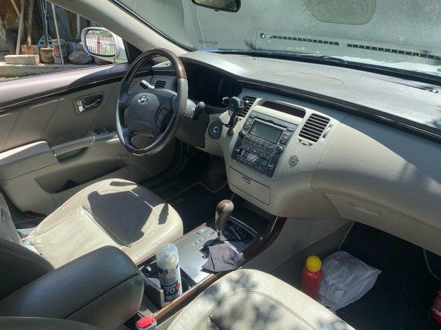 Azera 2010. Modelo 2011 3.3 V6 c/ teto solar.  - Foto 4