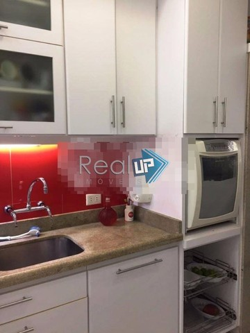 Apartamento à venda com 3 dormitórios em Leblon, Rio de janeiro cod:28477 - Foto 12