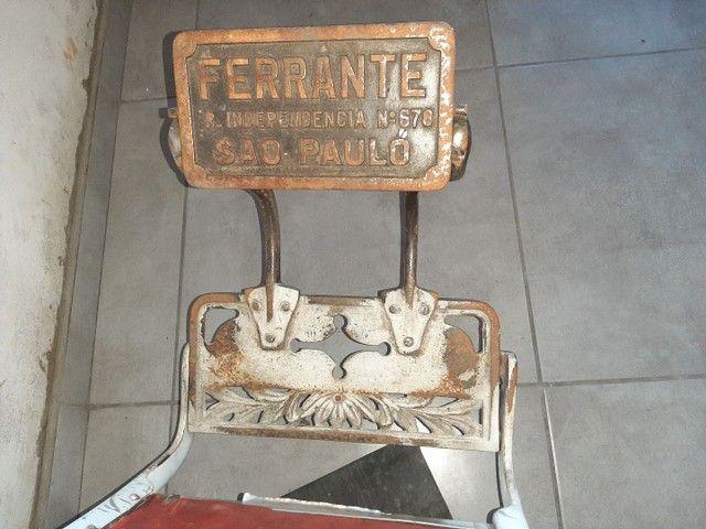 Cadeira ferrante  - Foto 3