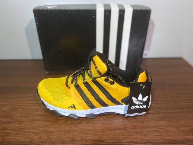 Tênis Adidas Kanadia n° 39 - Foto 2