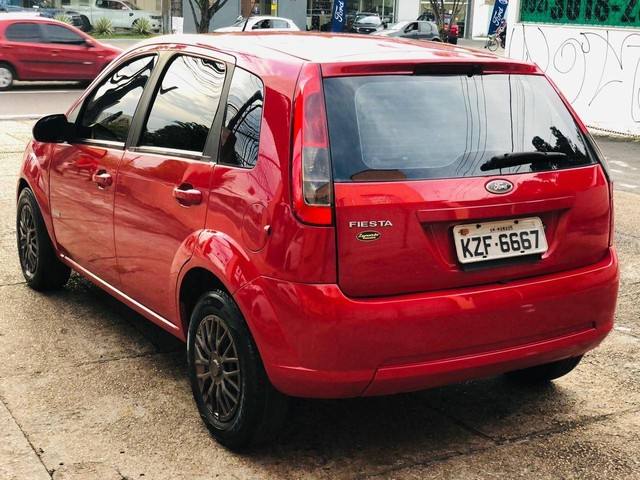 Fiesta 1.0 Rocam Hatch 8V Flex 4P Manual 2012 - Foto 3