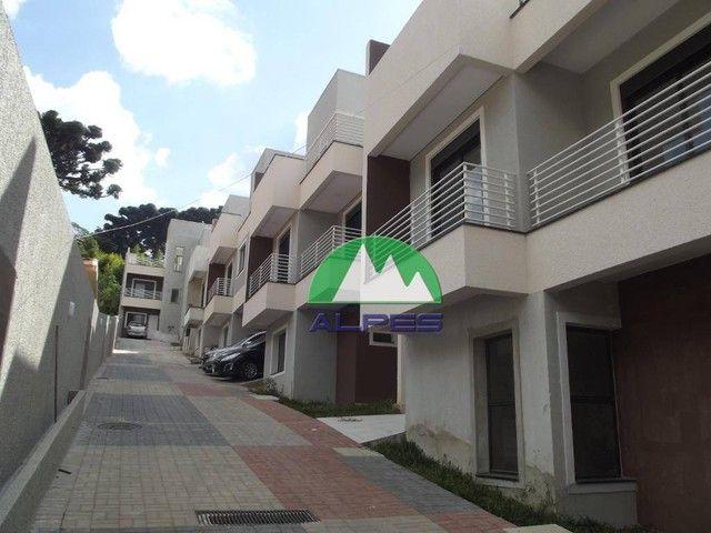 Sobrado com 3 dormitórios à venda, 151 m² por R$ 595.000,00 - Seminário - Curitiba/PR