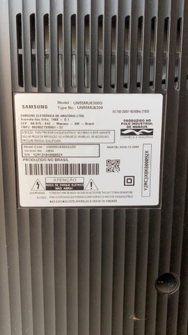 VendovevSmart TV MU6300 55? UHD 4K, Tela Curva, HDR  - Foto 2