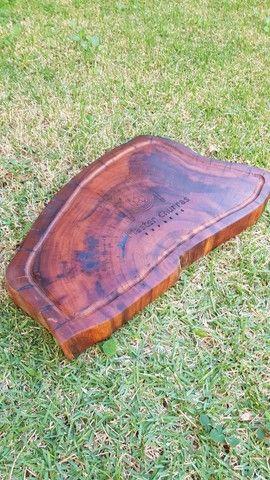 Tábua de churrasco  em madeira ótimo presente