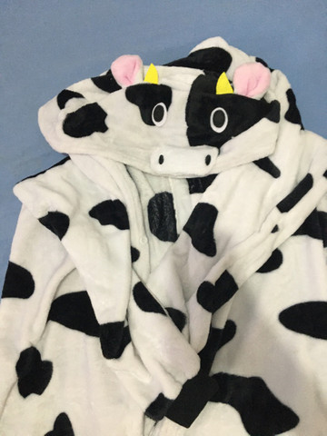 ? LEIA? vendo macacao fantasia vaca