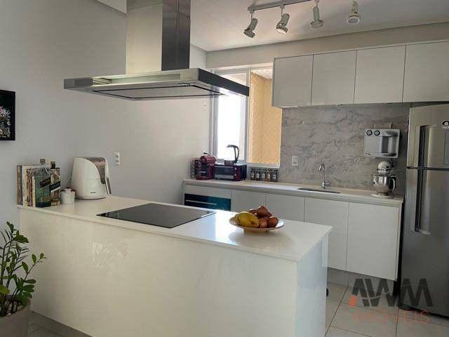Apartamento com 2 dormitórios à venda, 64 m² por R$ 330.000,00 - Setor Leste Vila Nova - G