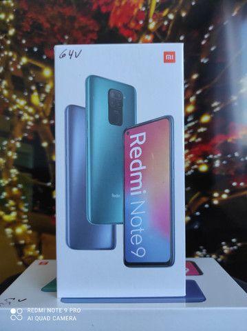 Líquida 2020 Xiaomi.. REDMI Note 9  NOVO LACRADO COM GARANTIA e entrega hj