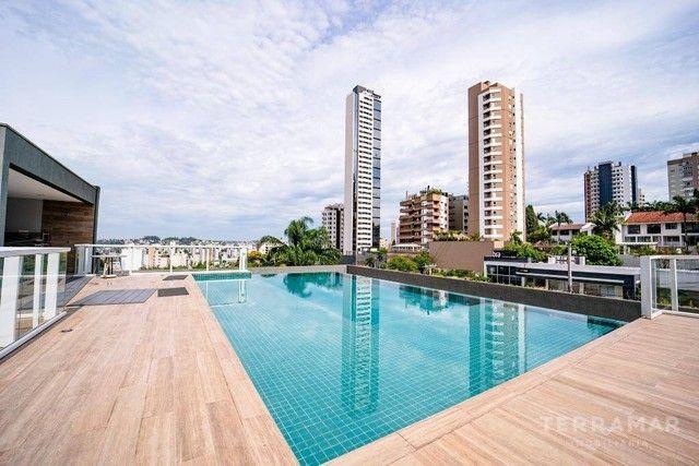Apartamento com 3 dormitórios para alugar, 115 m² por R$ 5.000,00/mês - Centro - Novo Hamb - Foto 18