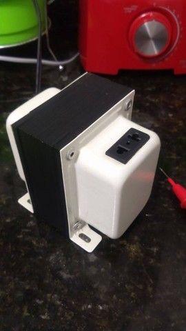 Transformador 127V para 100V - 750VA - Foto 2