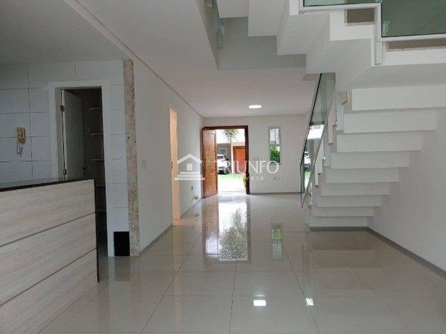 (ESN)TR70940. Casa em Condomínio no Eusébio com 153m², 3 suítes, 2 vagas - Foto 2