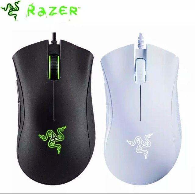 Mouse Razer Deathadder Essential - Novo e Lacrado - Foto 2