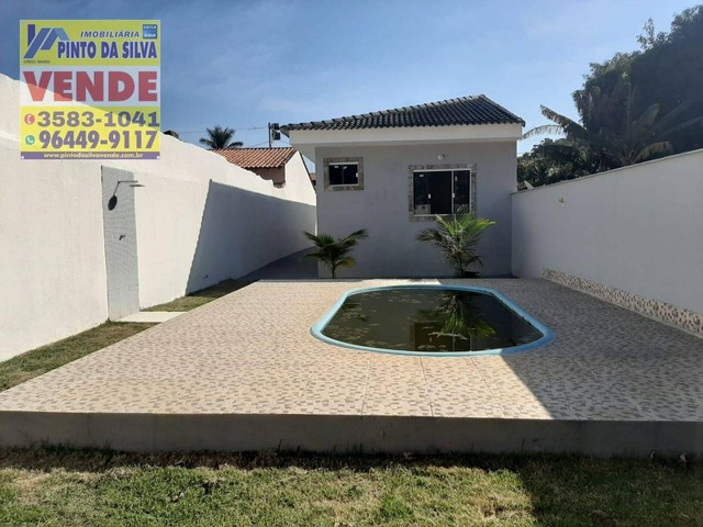 Casa com 3 dormitórios à venda, 140 m² por R$ 390.000,00 - Itaipuaçu - Maricá/RJ - Foto 14