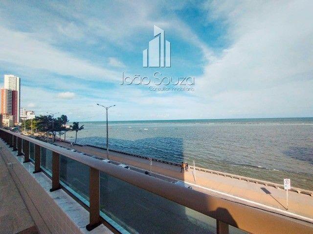 JS- Lindo apartamento na beira mar de Casa Caiada com 95m² - 03 Suítes - Foto 9