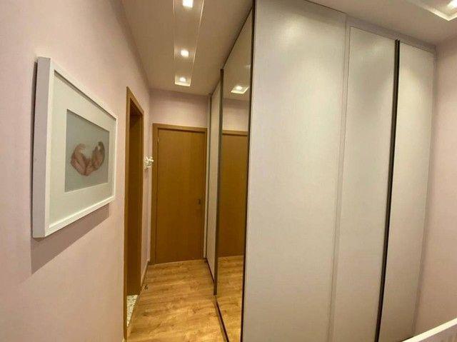 Apartamento no Edifício Square Residence - Plaenge, 132 m², 3 suítes - Foto 14