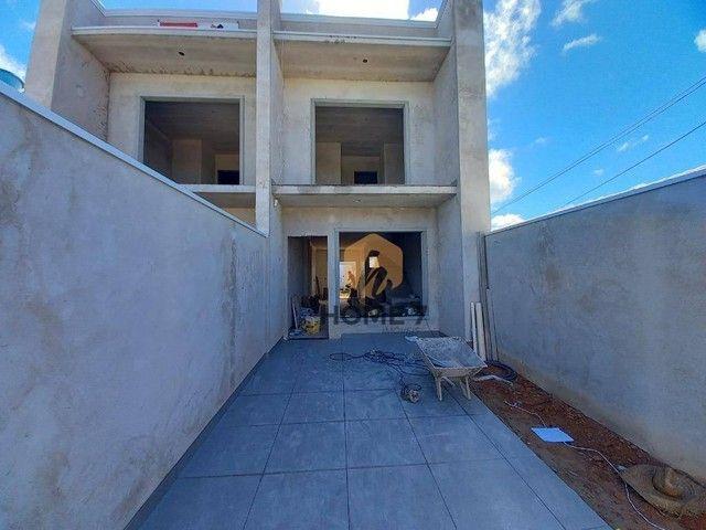 Sobrado com 3 dormitórios à venda, 100 m² por R$ 289.000,00 - Sítio Cercado - Curitiba/PR - Foto 19