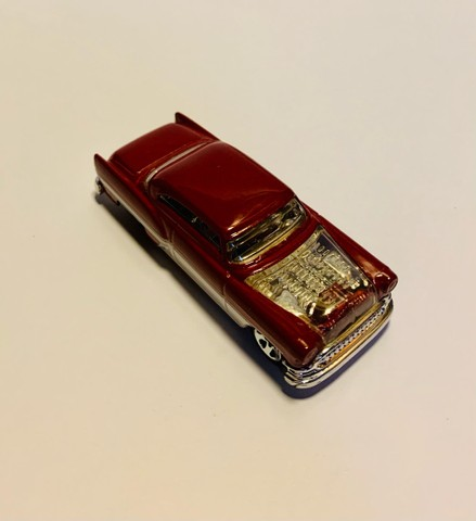Hot Wheels Custom 53 Chevy Fe 34/2007