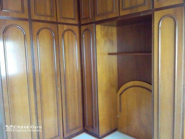 Apartamento com 2 dormitórios para alugar, 95 m² por R$ 1.100,00/mês - Centro - Cascavel/P - Foto 7