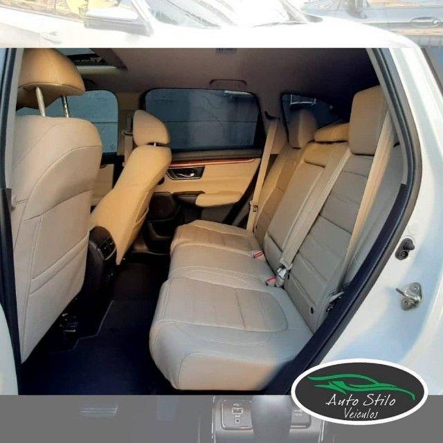 Honda CR-V Touring 2019 Branco Completo  - Foto 8