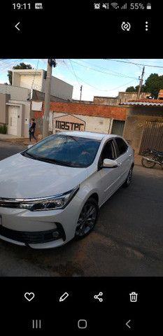 Corola xei 2019 carro revisado ainda na garantia zap *