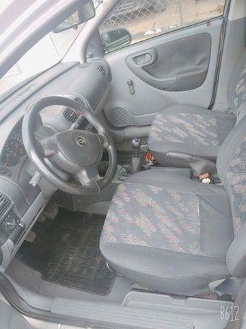 Corsa joy 2004 1.0 ar condicionado e direção  - Foto 3