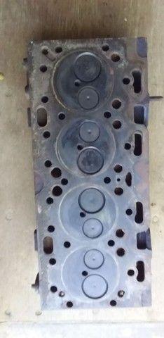 Cabeçote motor perkins 4 cilindros - Foto 2