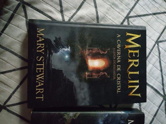 Livros de Merlin 1 e 2
