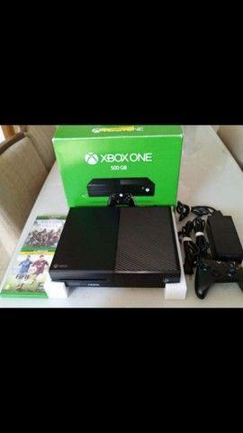 Vídeo game Xbox one,não fasso por menos  - Foto 3