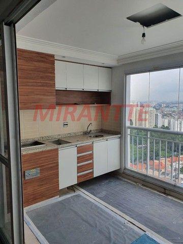Apartamento à venda com 3 dormitórios em Lauzane paulista, São paulo cod:356677 - Foto 5