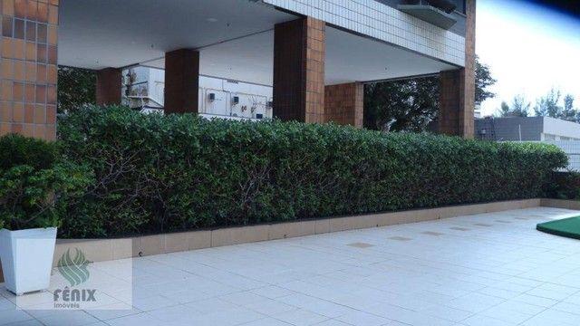 AP0329- Apto. de 150 m², 3 suítes para venda no Meireles - Fortaleza(CE) - Foto 2
