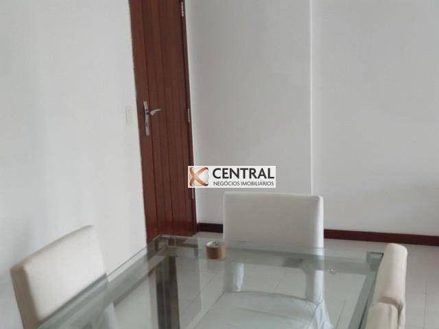 Apartamento com 3 dormitórios para alugar, 90 m² por R$ 2.200,00/mês - Pituba - Salvador/B