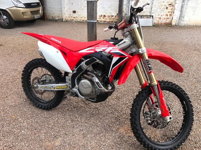 Honda CRF 450/2020