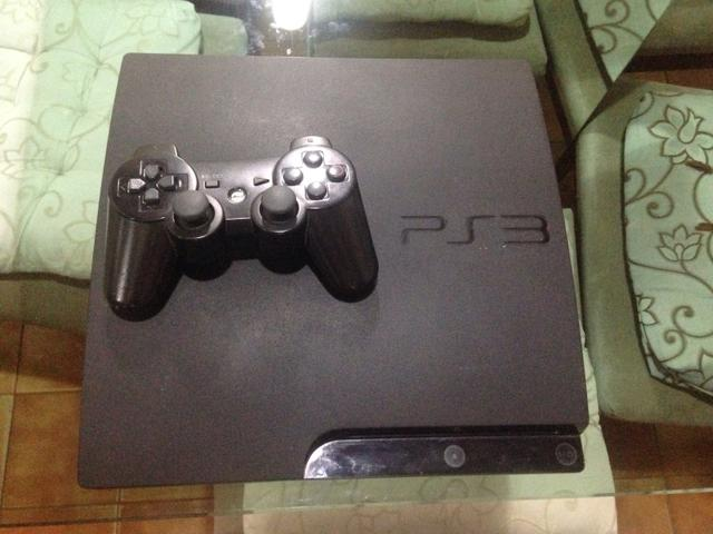 Ps3 slim bloqueado