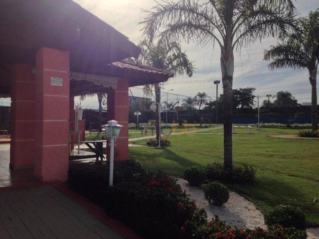 Terreno residencial à venda, Condominio Golden Park Sigma, Sorocaba.